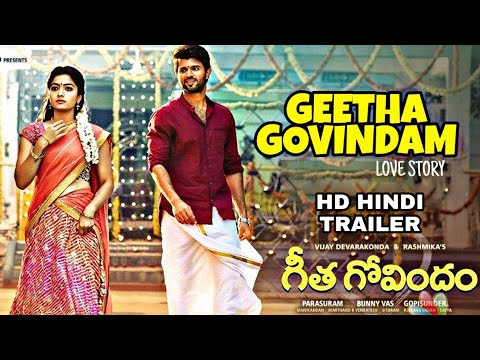Download Geetha Govindam 2019 Full Hd Hindi Trailer Fan Made _ Out Now _ South Movie Info