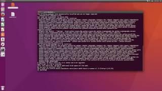 Instalación Odoo 8 en Ubuntu 16.04