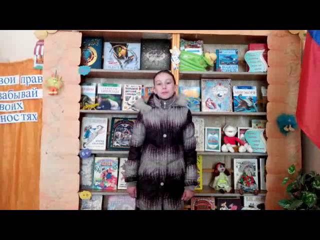 Изображение предпросмотра прочтения – ВероникаБуренкова читает произведение «Весенний дождь» А.А.Фета
