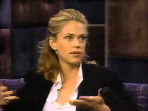 Ally Walker on Conan 1996