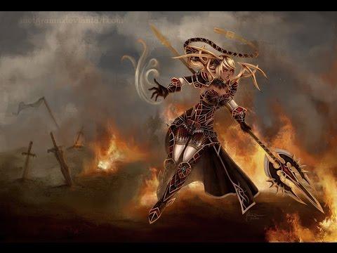 League Of Legends / Lucian Bolt /The Nordic Viking