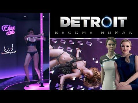 Detroit strip girls