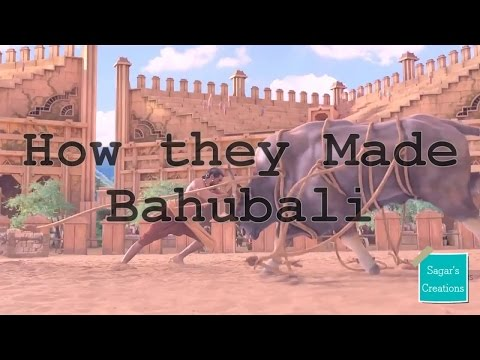 Bahubali VFX Breakdown | Graphics Works | Visual Effect | HD