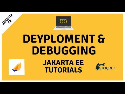 Deploy And Debug A Jakarta EE Application With Payara Using IntelliJ IDEA