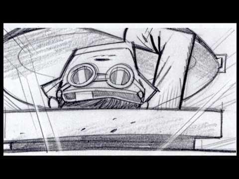Gorillaz - Dirty Harry (Animatic)