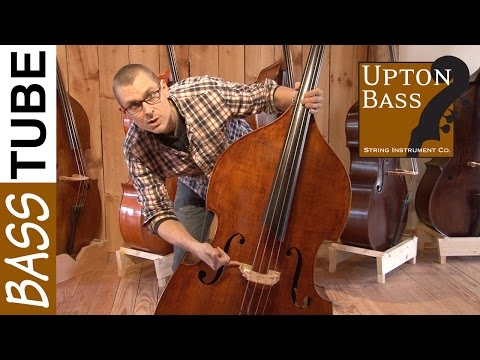 Double Bass Bridge Care | Quick Double Bass Bridge Positioning Guide