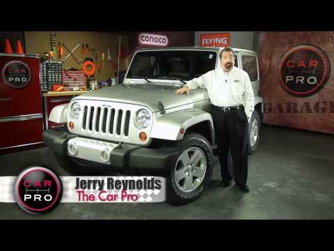 2012 Jeep Wrangler Review & Automotive News - Jerry Reynolds the Car Pro