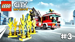 LEGO City My City 2. Прохождение №3 (Gameplay iOS/Android)