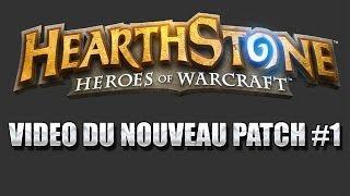 Hearthstone - Nouveau patch + Arene