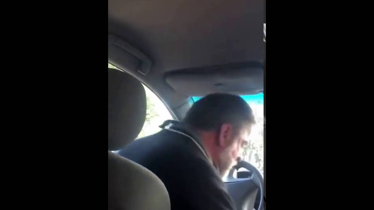 angry uber driver get out of my car youtube