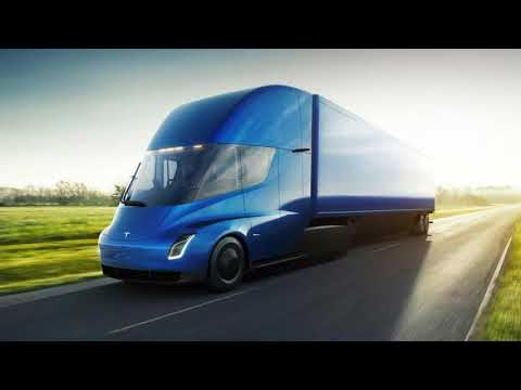You Must See !!!  Ex Trucker Has Some Questions About The Tesla Semi