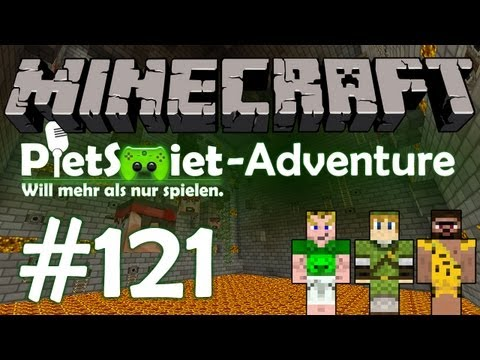 Let's Play Minecraft Adventure-Maps [Deutsch/HD] - PietSmiet-Adv #121