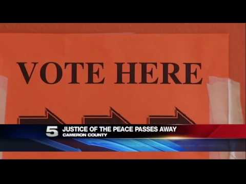 Cameron Co. Justice of the Peace Position Vacant