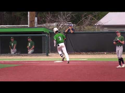 Thousand Oaks High School Varsity Baseball - Max Muncy - Homerun - 1-19-2020
