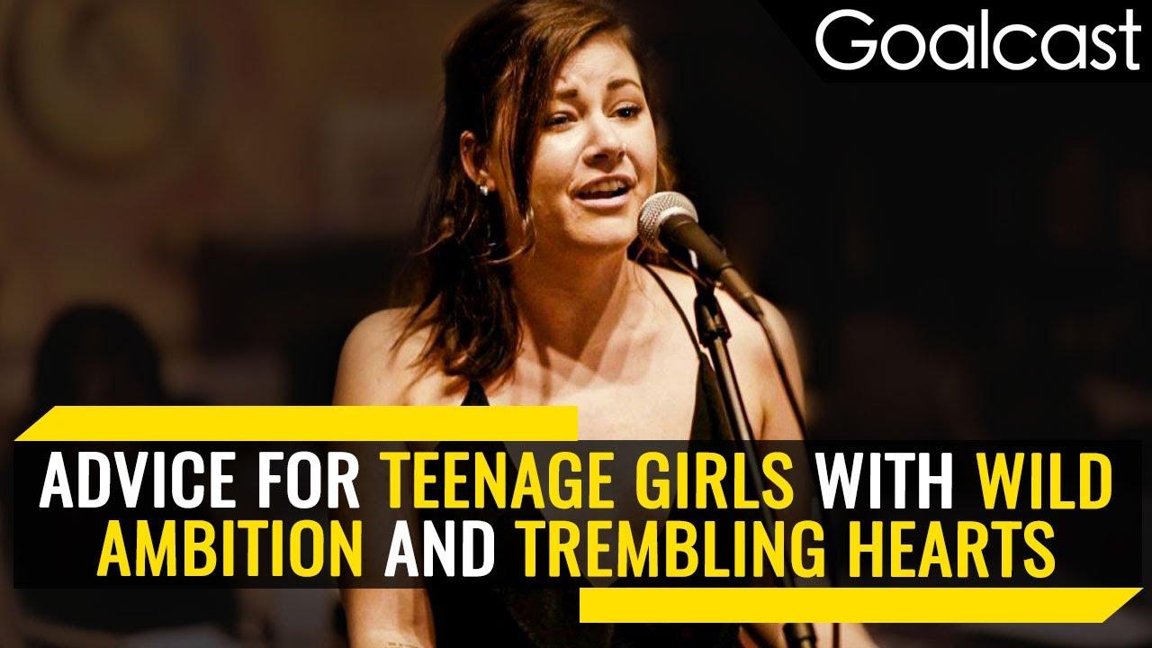 Clementine von Redics : Advice for Teenage Girls | Goalcast