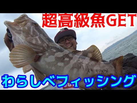 アジを泳がせて幻の高級魚に変えよう!