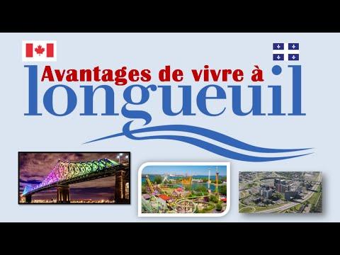 Immigration Canada, Ville De Longueuil Quebec, Avantages De S'y Installer (proche De Montreal)
