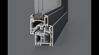 окно и двери  Aliplast для Archicad
