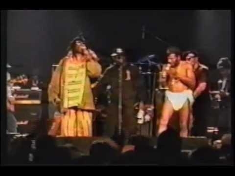 Aqua Boogie (A Psychoalphadiscobetabioaquadoloop) (live 94) - The Parliament/Funkadelic