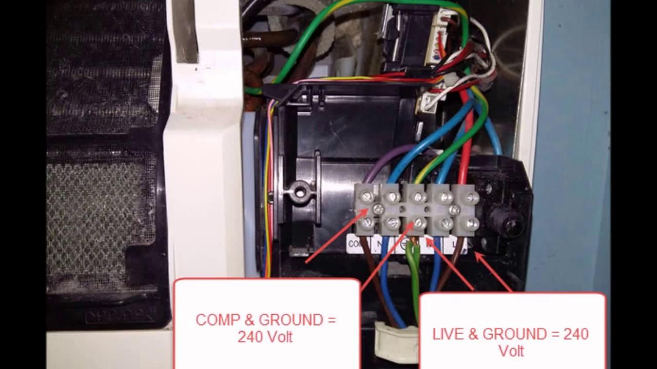 york airconditioner electronic [ 1280 x 720 Pixel ]