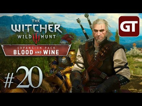 The Witcher 3: Blood & Wine #20 - Allmächt! Wo isch des Gmächt? - Let's Play The Witcher 3: BaW thumbnail