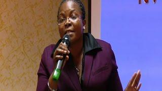 Ministers Persis Namuganza and Ida Nantaba clash during land meeting
