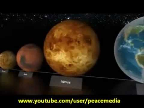 real earth comparison to other planets - photo #20