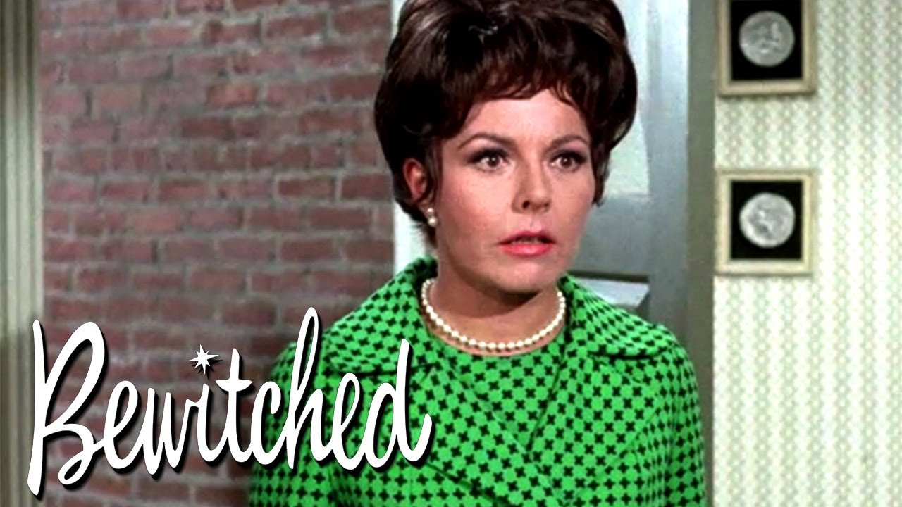 Download Louise Tate Catches Samantha Doing Magic | Bewitched