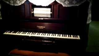 "1928 Themola London Pianola - Louisiana Fairy Tale (Theme from ""This Old House"") #2"