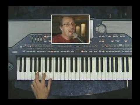 Il processore vocale della Korg Pa 800