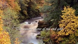 Nana Mouskouri Autumn Leaves