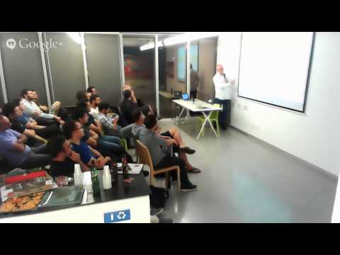 Adrian Cockcroft on the Culture of Fast Delivery @ Devops Israel Meetup