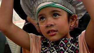 Waktu Khusus Mulan Safeea Ke Salon - Mom & Kids (6/8)