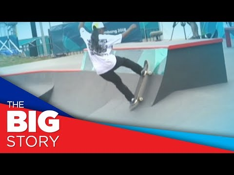 Asian Games 2018: Margie Didal Wins Gold In Skateboarding