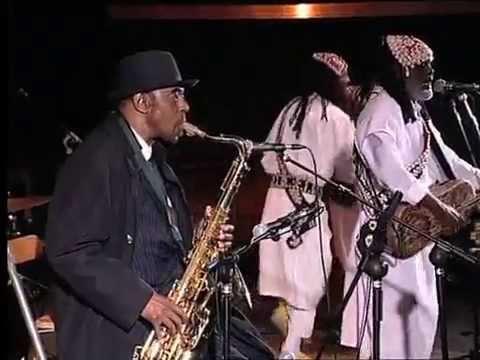 Archie Shepp Quarte & Dar Gnawa of Tangier- Rio Loco 2009