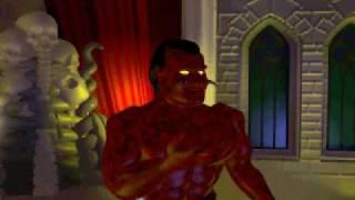 Magic Carpet 2: The Netherworlds - Second cutscene