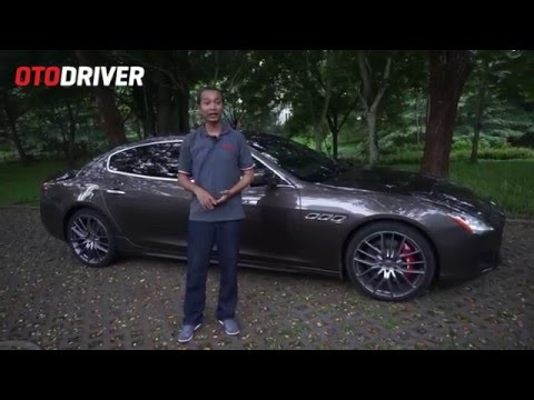 Maserati Quattroporte 2015 Review Indonesia – OtoDriver (Part 1/2)