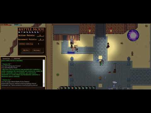 Azusa RP Online: Tornando-se um Deus #01 - Focalor x Mircena