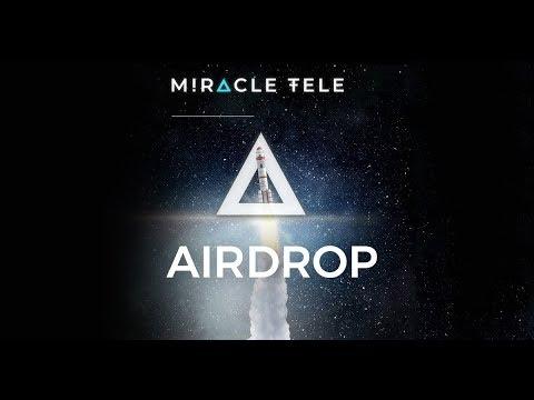MiracleTele Airdrop . Подробно как получить токены Tele . Бесплатная криптовалюта
