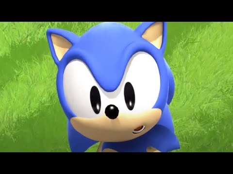 SONIC | Generations | Video Game ᴴᴰ