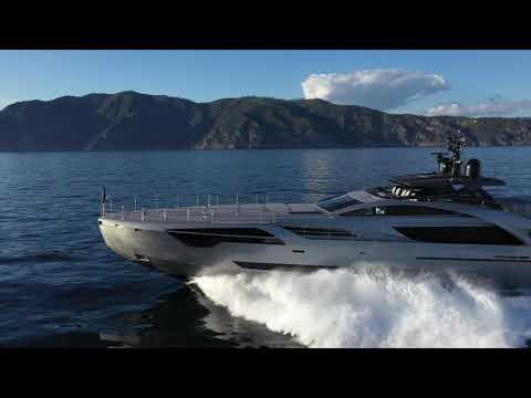 Luxury SuperYacht - Pershing 140 - Ferretti Group