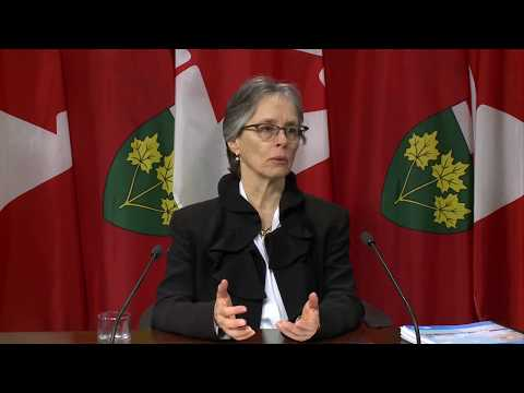 Making Connections: Straight Talk About Electricity in Ontario - Media Conference