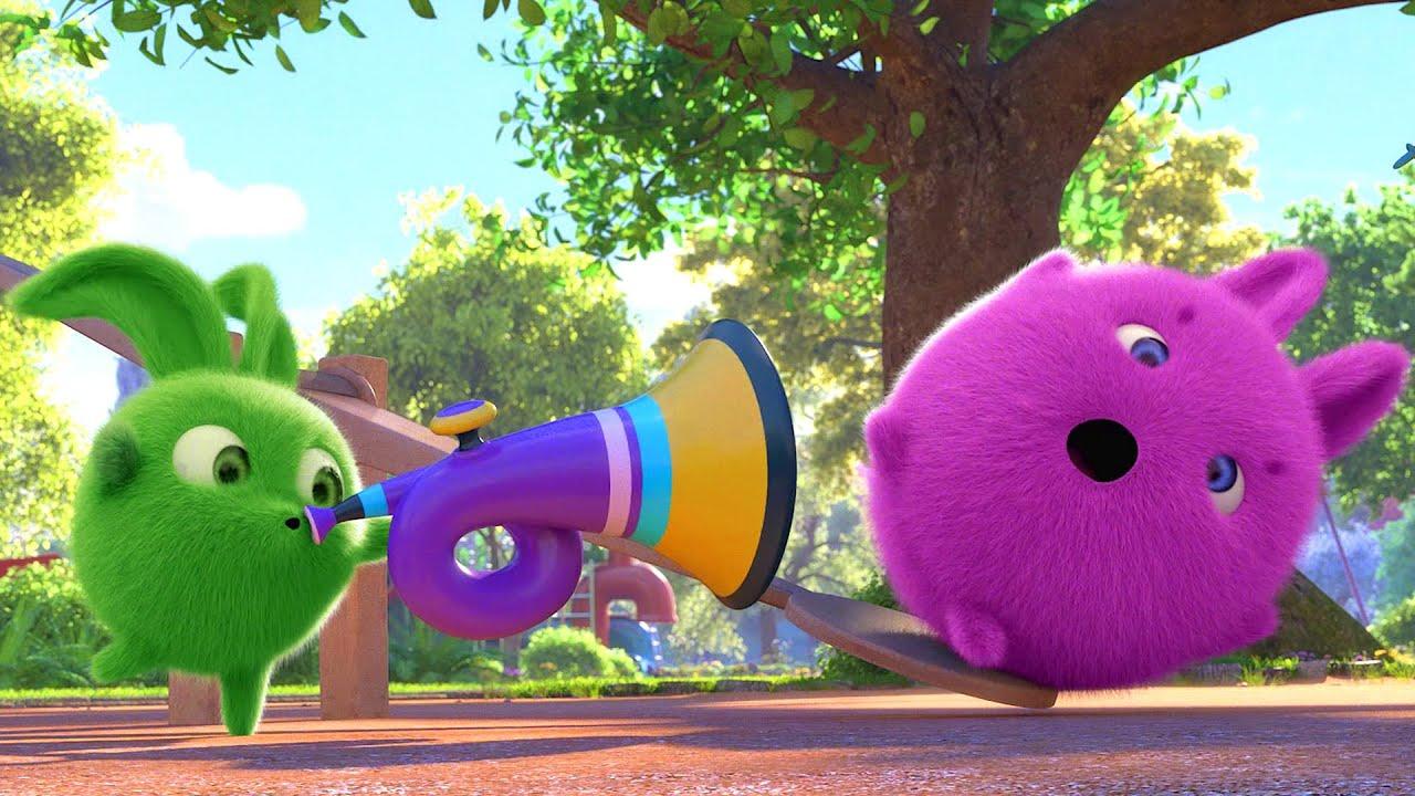 Best of Sunny Bunnies: Adventures of Hopper and Big Boo | Funny Cartoons for Kids | HooplaKidz Toons