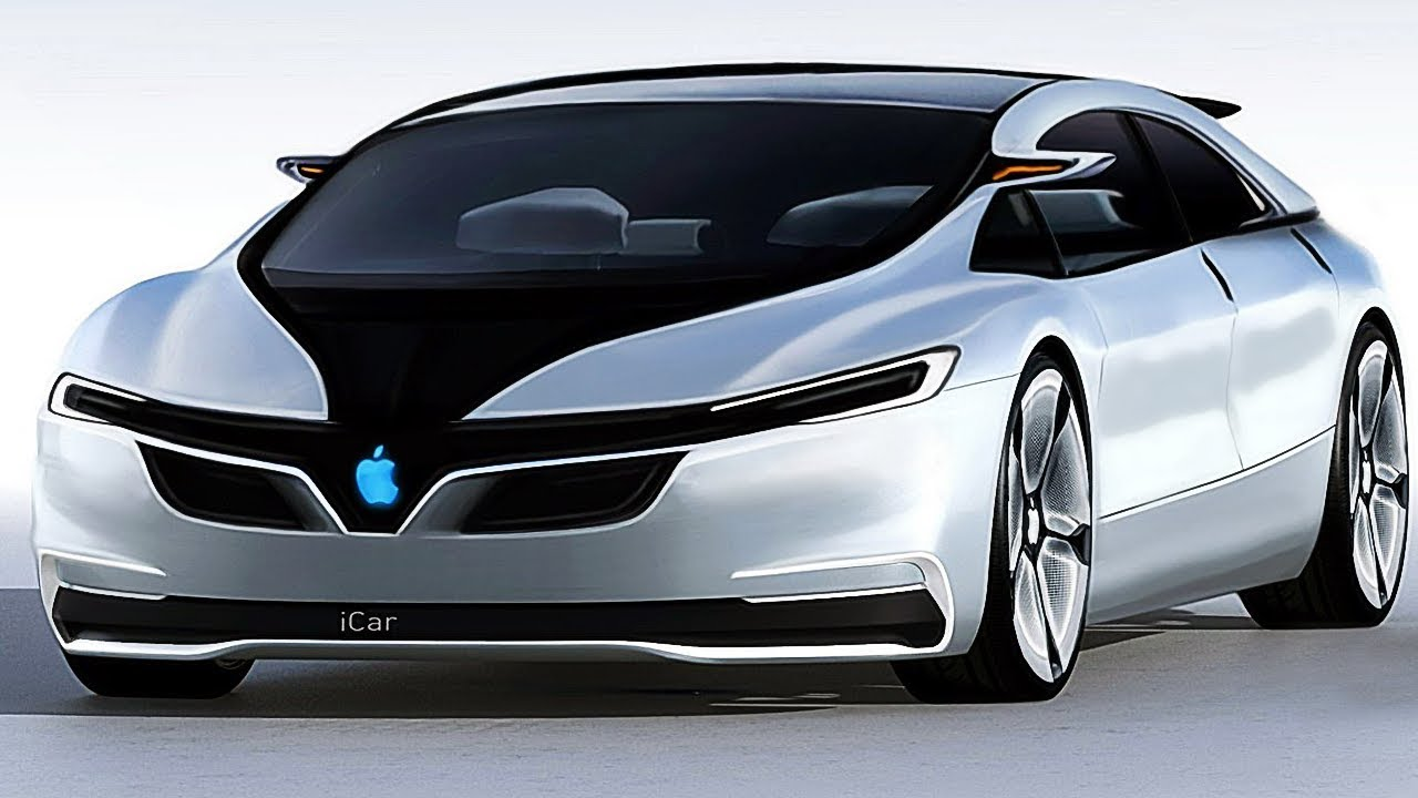 Apple ICar (2021) - Apple Car will be awesome, I'm sure! - YouTube