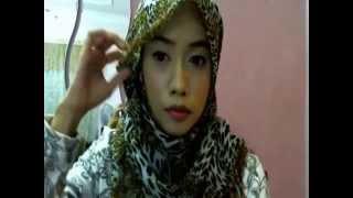Hijab Tutorial : Bawal Style inspired by Dian Pelangi Thumbnail