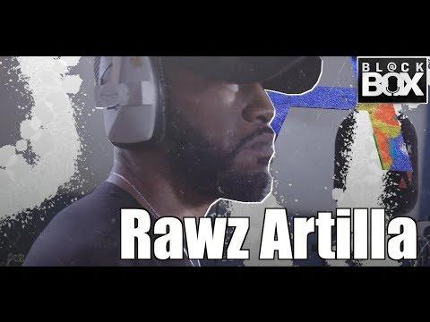 Rawz Artilla    BL@CKBOX Ep. 34
