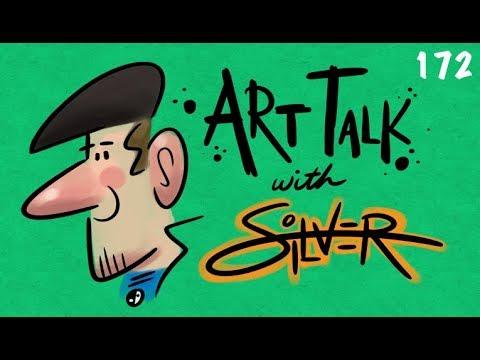 Art Talk 172  Stephen Silver  My Biggest Dilema as an Artist