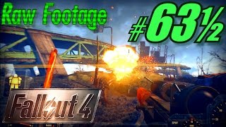 Fallout 4 Raw Idiotic Footage Part 63½ (No Commentary): Gay Wastelander Stuff