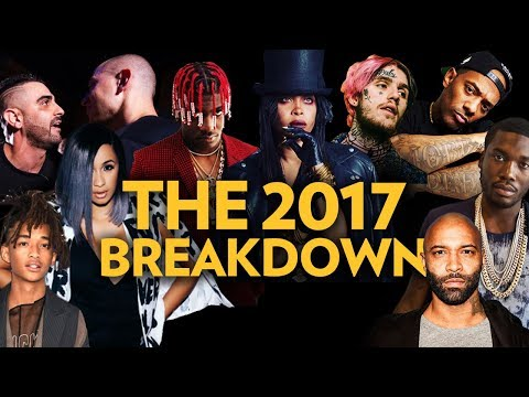 The 2017 Breakdown