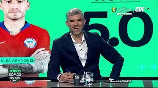 ¡El profe! Marcelo Vega le puso nota a los jugadores de La Roja tras el amistoso ante Haití
